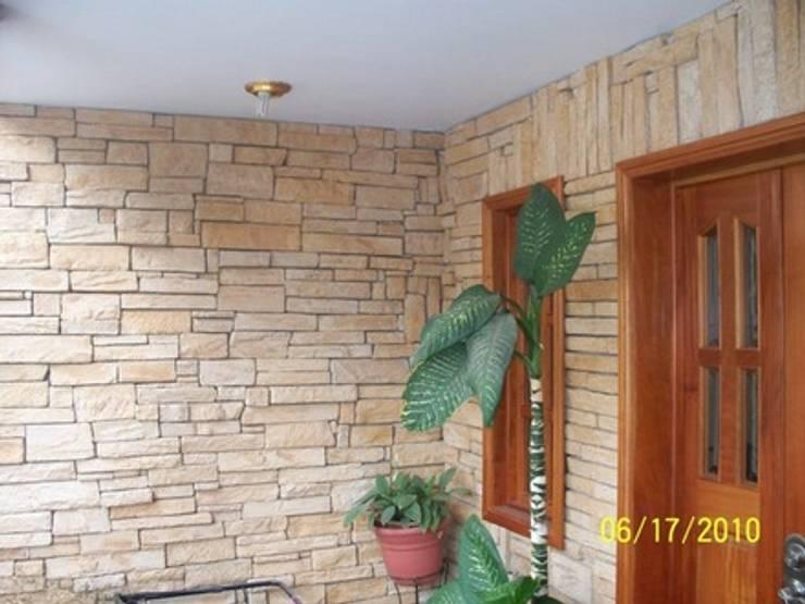 9 proposte di rivestimenti in pietra per rendere speciale for Casa speciale