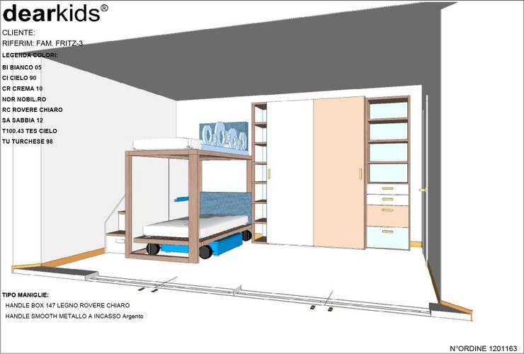 a smart boy 39 s room modernes kinderzimmer von mobimio. Black Bedroom Furniture Sets. Home Design Ideas