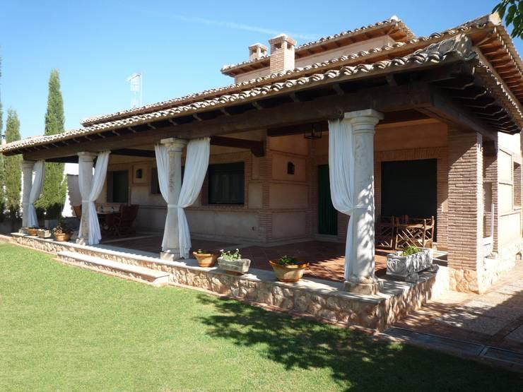 9 casas r sticas para escaparse a vivir for Casas modernas rurales