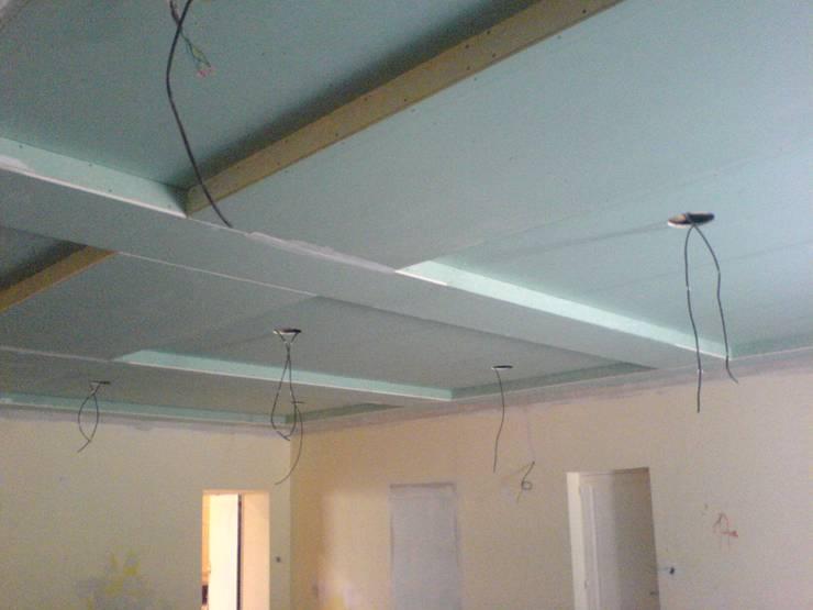 Tr sor retrouv dans les caves d 39 un ch teau saint emilion for Renovation plafond placo