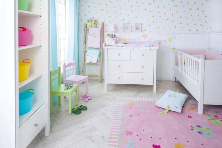 Das perfekte babyzimmer einrichten - Ausgefallene babyzimmer ...