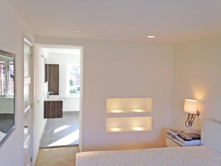 wandnischen mit wow effekt. Black Bedroom Furniture Sets. Home Design Ideas