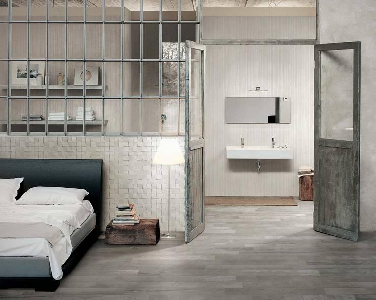 Dormitorios con ba o incorporado 8 dise os modernos for Diseno de una habitacion con bano