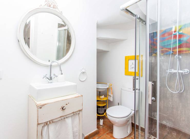 12 inspirational ideas for the guest bathroom