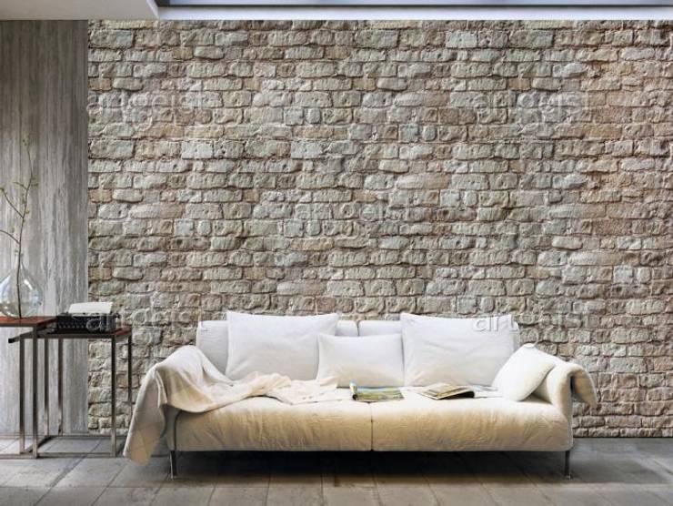 La parete in mattoni a vista come renderla perfetta - Parete con mattoni a vista ...