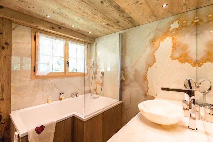 Top 5 der woche inspirationen f r ein sch neres zuhause - Rustikale badezimmer ...