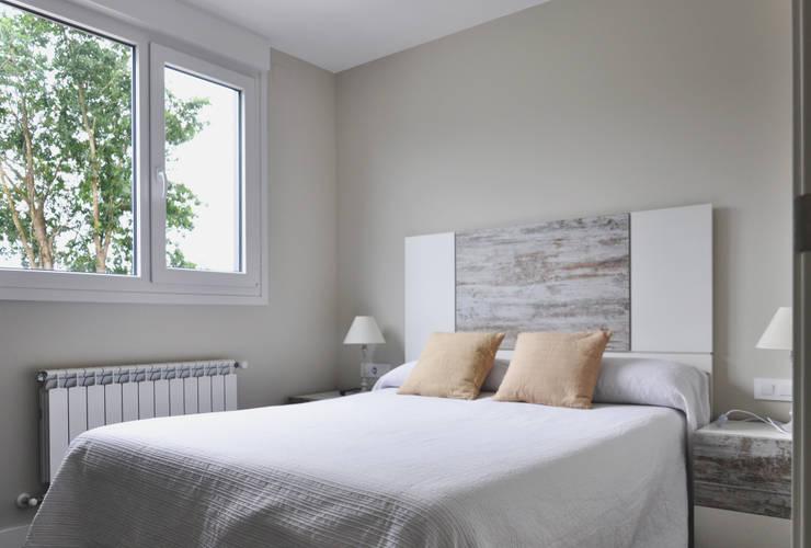 translation missing: eg.style.غرفة-نوم.modern غرفة نوم تنفيذ Casas Cube
