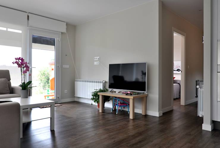 An 800 Square Foot Modular Home