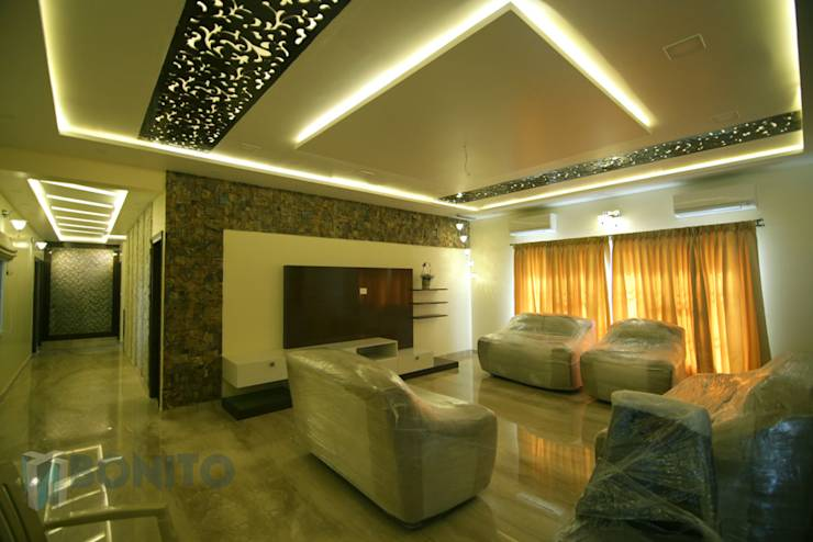 The house of seven wonders for Living room designs bangalore