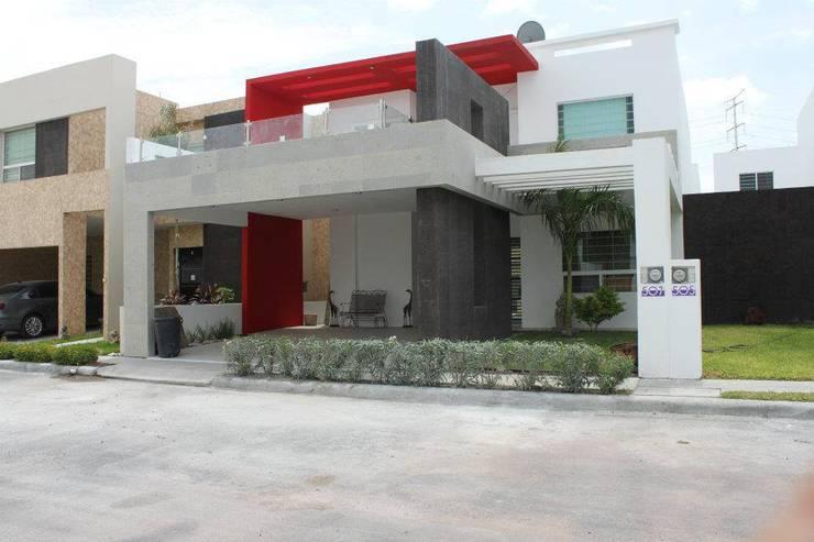 10 combinaciones de colores que har n que tu fachada se for Combinaciones de pisos para casas