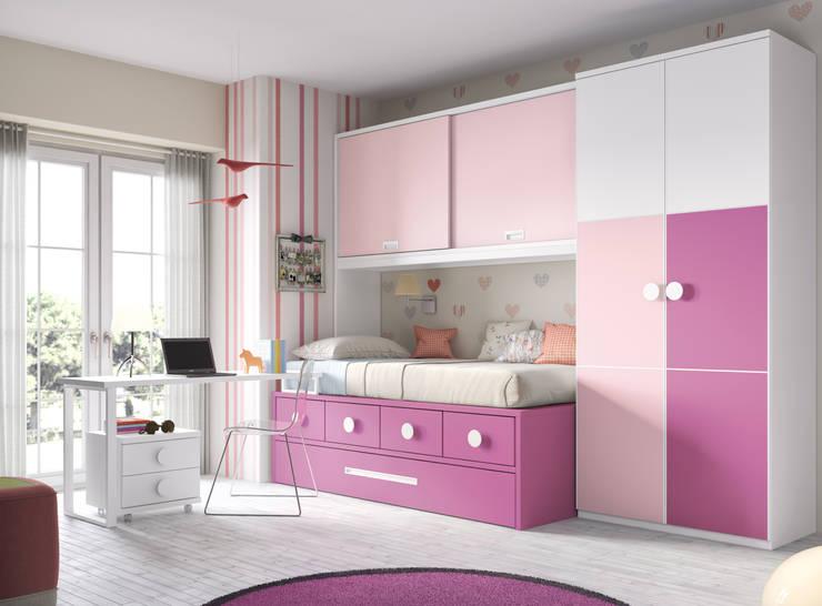 Camas infantis 10 bons exemplos - Fotos de dormitorios juveniles ...