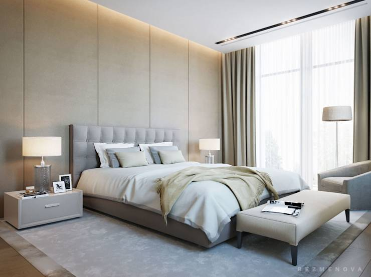 8 tips maak van je slaapkamer een oase van rust - Mooie meid slaapkamer ...