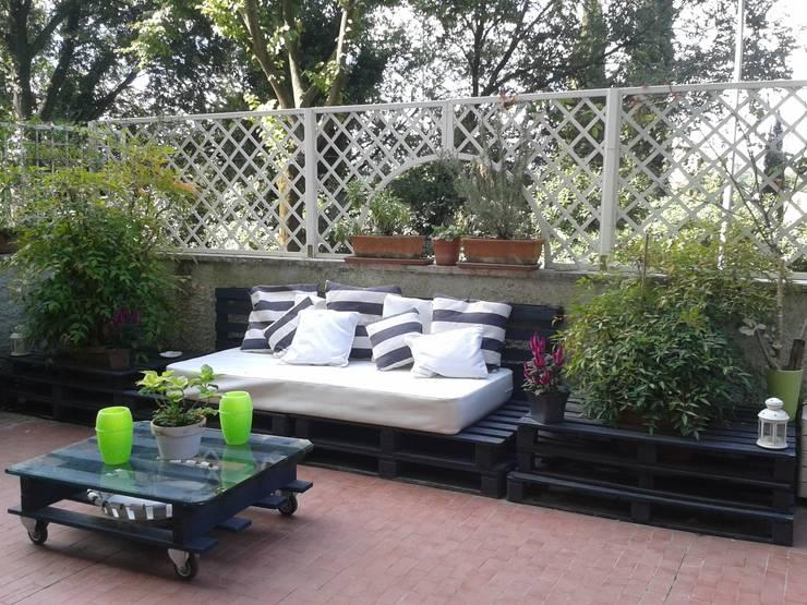 16 idee per la veranda e il terrazzo for Arredamenti esterni per terrazzi