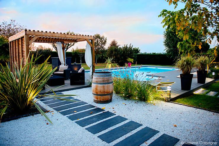 13 quintais maravilhosos v o te inspirar a reformar o seu for Jardin paysager contemporain design
