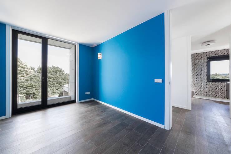 Una casa moderna minimalista y fant stica for Q significa contemporaneo