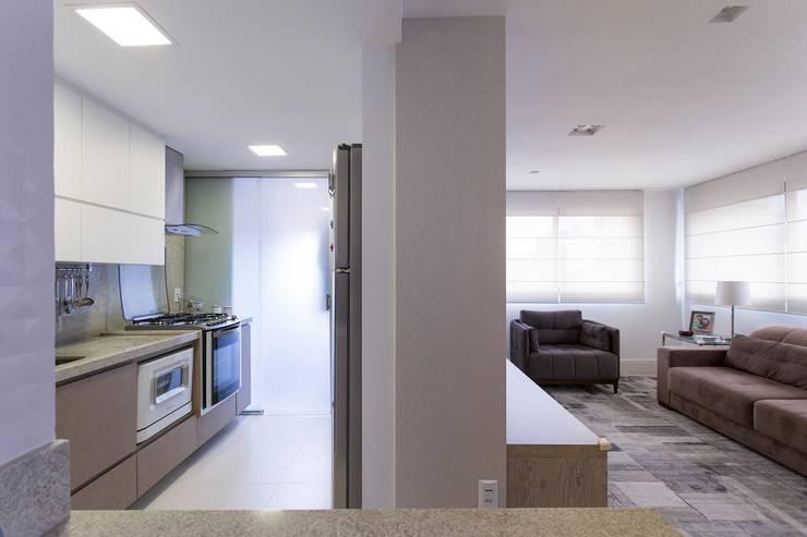 C mo separar la sala de la cocina comedor 9 ideas for Como separar cocina de comedor