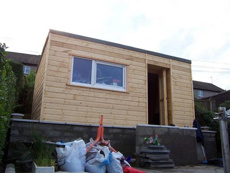 Casas de estilo rural por agmaldo0x1y