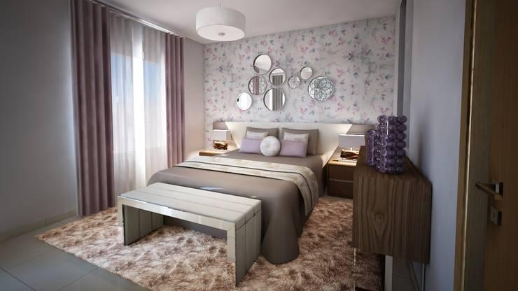 lojas de decoracao de interiores leiria : lojas de decoracao de interiores leiria: de Decoração – Suite – by Andreia Louraço Design e Interiores