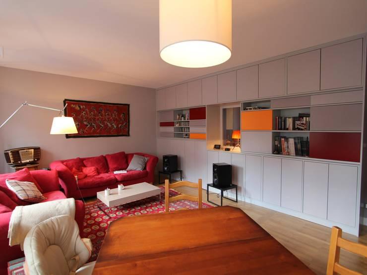 7 astuces pour rendre votre salon plus confortable. Black Bedroom Furniture Sets. Home Design Ideas