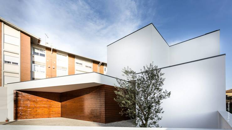 5 fantastiche case moderne con 2 piani for Grandi piani domestici personalizzati