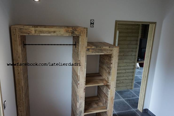 commode by adri par l 39 atelier d 39 adri homify. Black Bedroom Furniture Sets. Home Design Ideas
