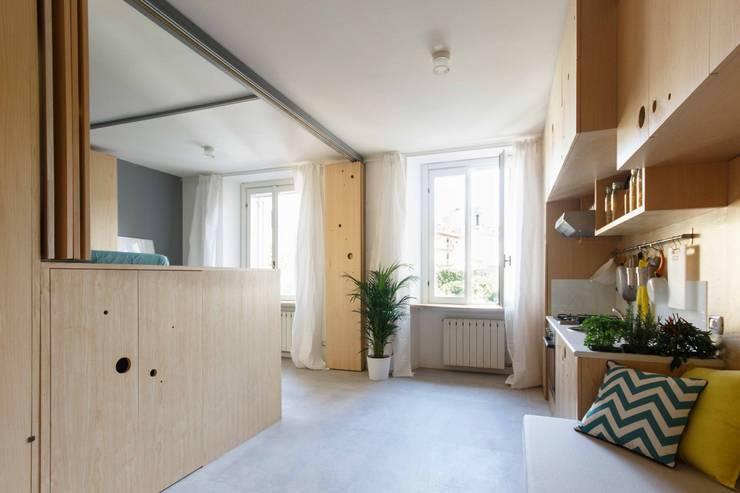 modern Living room by PLANAIR ®