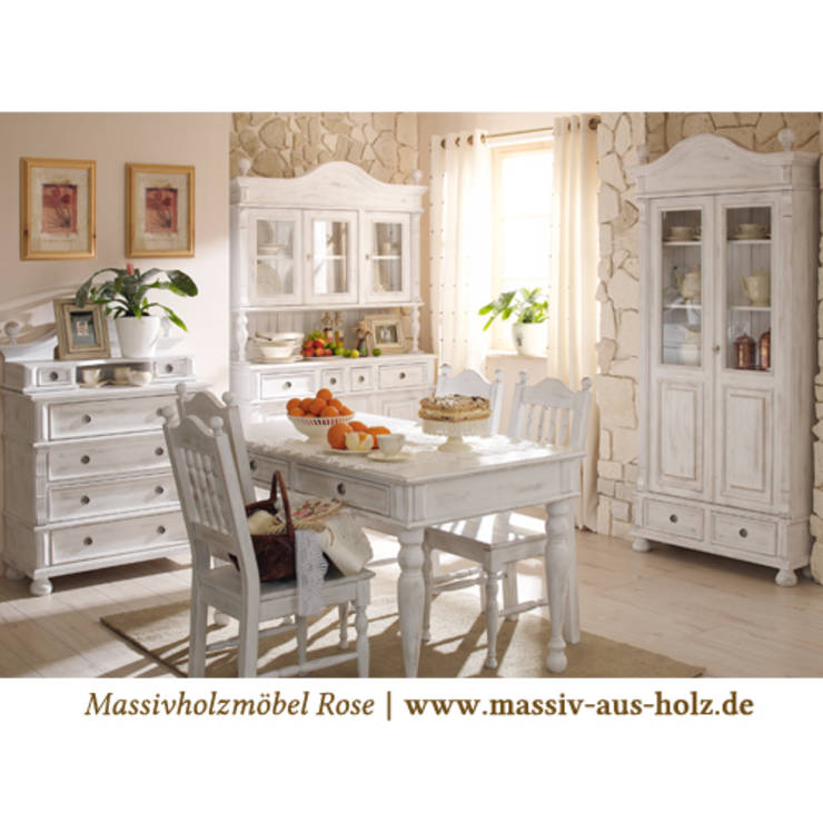 landhausmoebel shabby chic alt wei von massivholzm bel. Black Bedroom Furniture Sets. Home Design Ideas