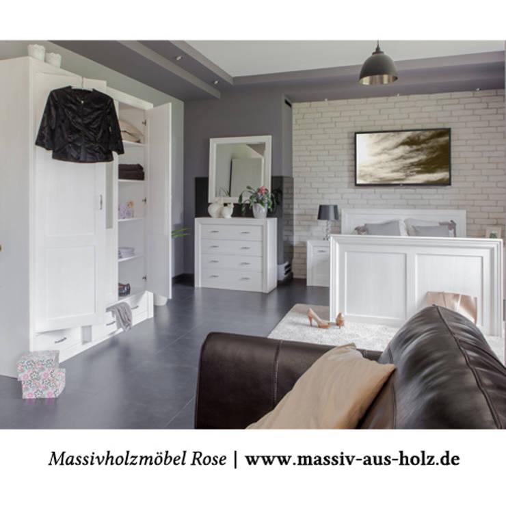 moderne massivholzm bel von massivholzm bel rose homify. Black Bedroom Furniture Sets. Home Design Ideas