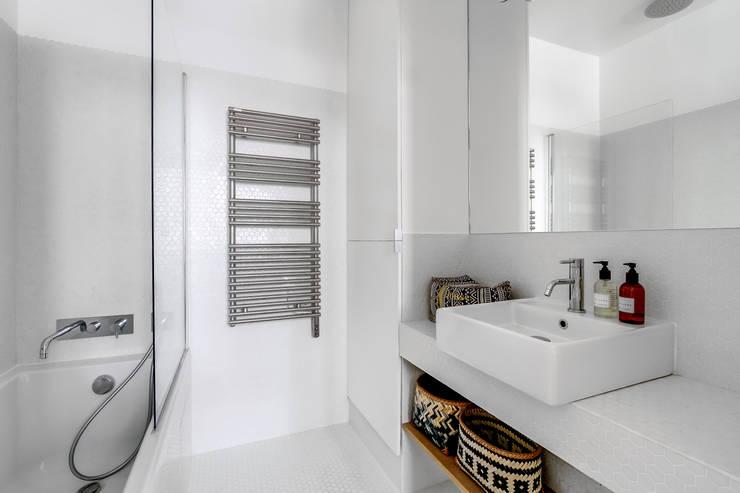 기적의 리모델링: 작은 욕실 5곳을 통해 영감 얻기