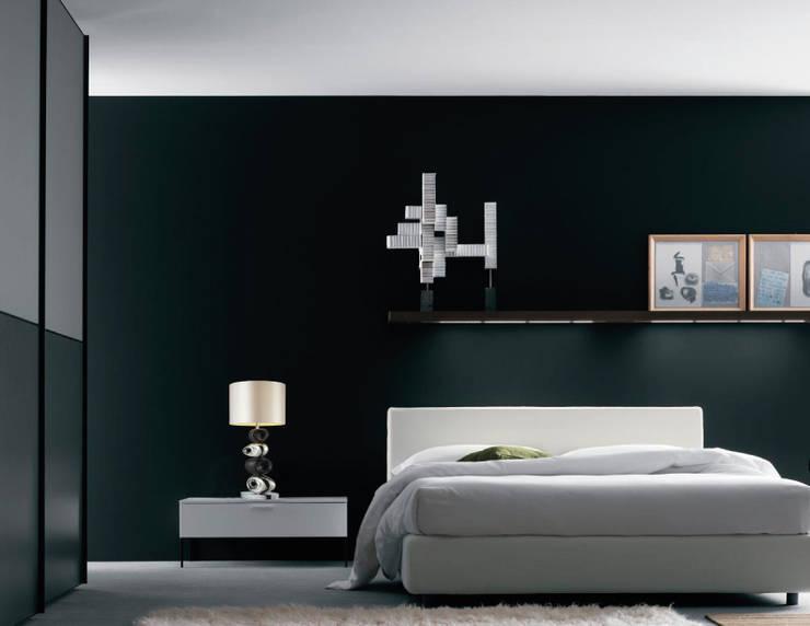 Color negro elegante 6 ideas para decorar rec maras for Decoracion de recamaras modernas y minimalistas