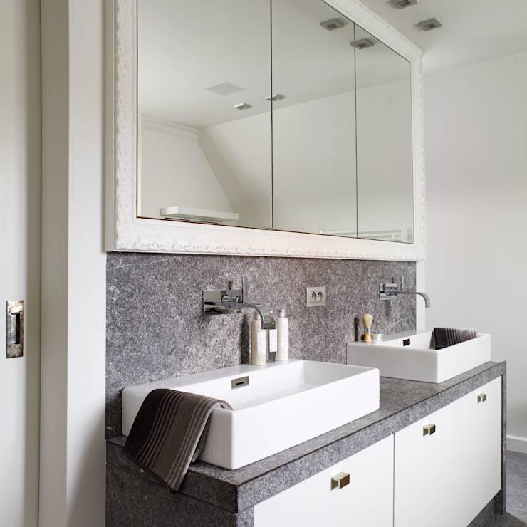 Inspiratie de beste opbergoplossingen voor in een kleine badkamer - Kleine badkamer in lengte ...