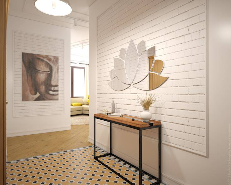 feng shui aprenda a aplic lo no hall de entrada. Black Bedroom Furniture Sets. Home Design Ideas