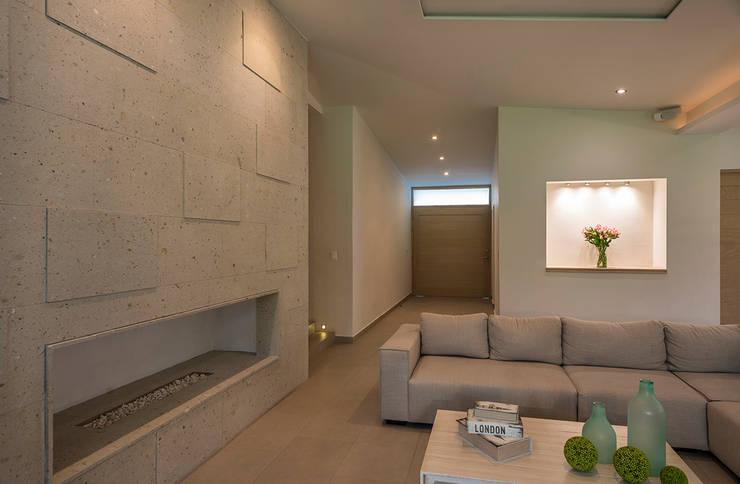 ROMERO DE LA MORA : modern tarz Oturma Odası