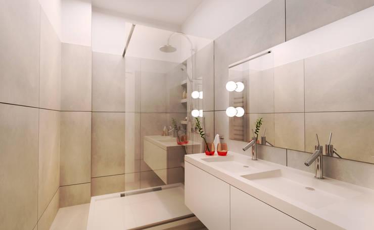 Se sentir la maison comme l 39 hotel for Surface d une salle de bain