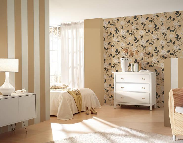 Tout pour choisir le papier peint dans la chambre - Disbar papeles pintados ...