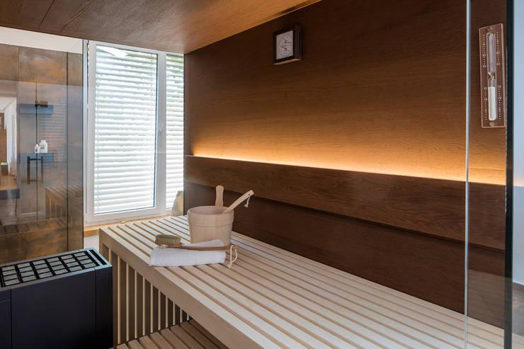 Como decorar a sua sauna - Tipos de saunas ...