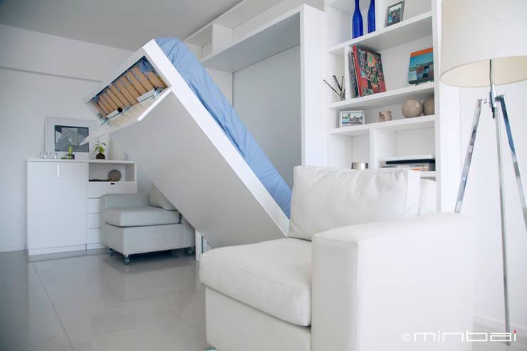 Leuk 6 bijzondere alternatieven voor het traditionele tweepersoonsbed - Opklapbaar bedplafond ...