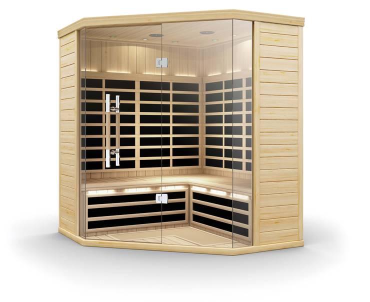 helo gmbh helo ir kabinen sun s homify. Black Bedroom Furniture Sets. Home Design Ideas