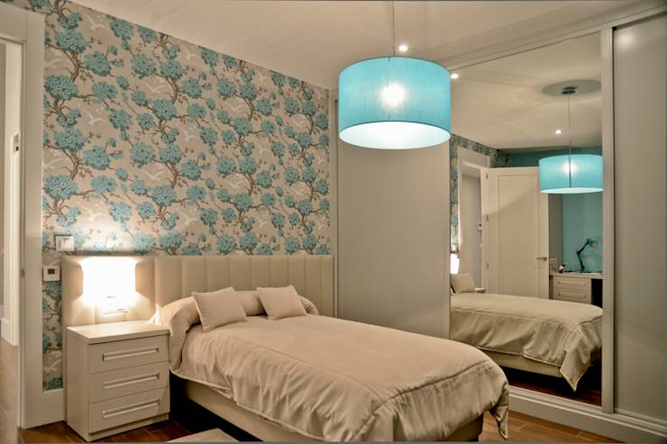 10 dise os de cl sets ideales para cuartos peque os for Closets funcionales modernos