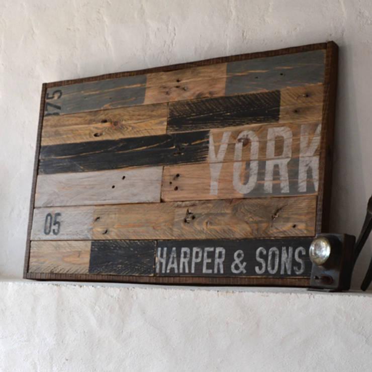 objets d coration en bois de r cup ration par l 39 atelier. Black Bedroom Furniture Sets. Home Design Ideas