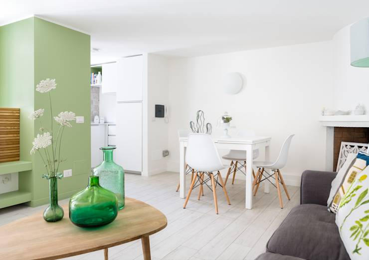das geheimnis einer perfekt gestrichenen wand in wei. Black Bedroom Furniture Sets. Home Design Ideas