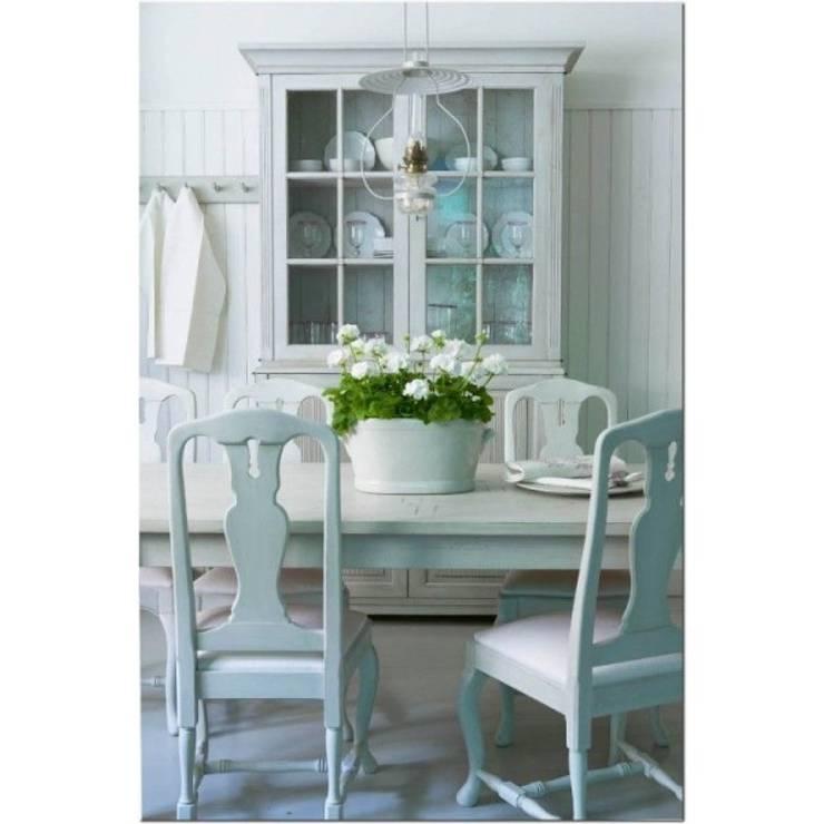 Muebles pintados con la gama de colores mary paint de distribuciones mary paint s l homify - Muebles pintados de colores ...