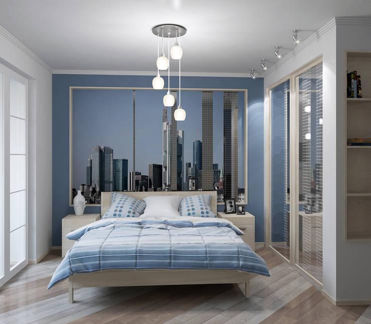 tapete im schlafzimmer was du dar ber wissen solltest. Black Bedroom Furniture Sets. Home Design Ideas
