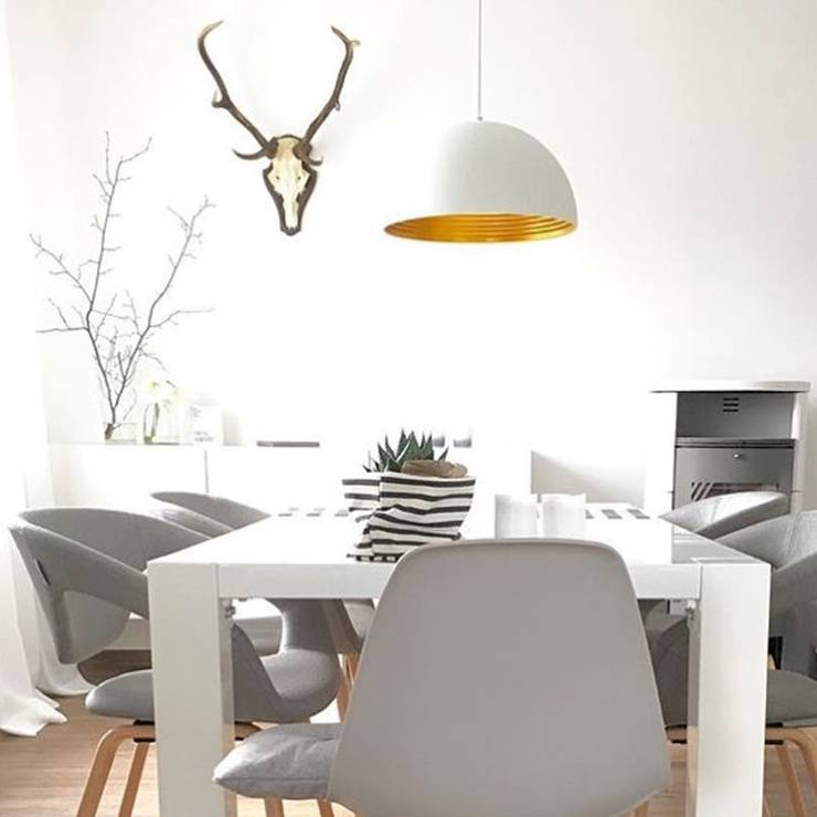 eine sch ne moderne einrichtung von stoffeffekt online. Black Bedroom Furniture Sets. Home Design Ideas