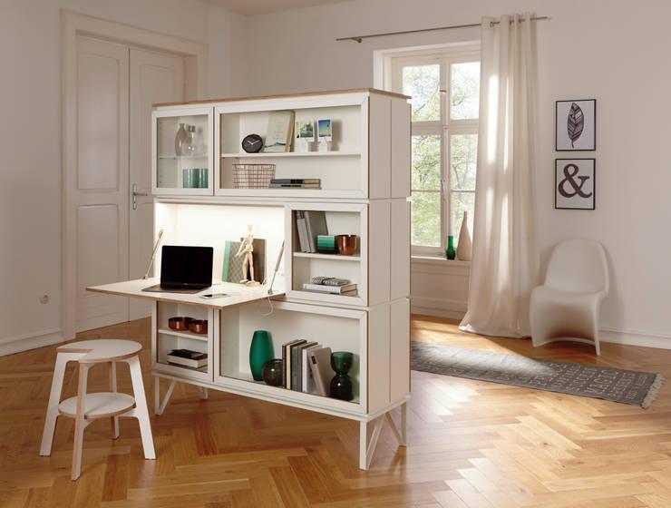 18 muebles multifuncionales perfectos para casas peque as. Black Bedroom Furniture Sets. Home Design Ideas