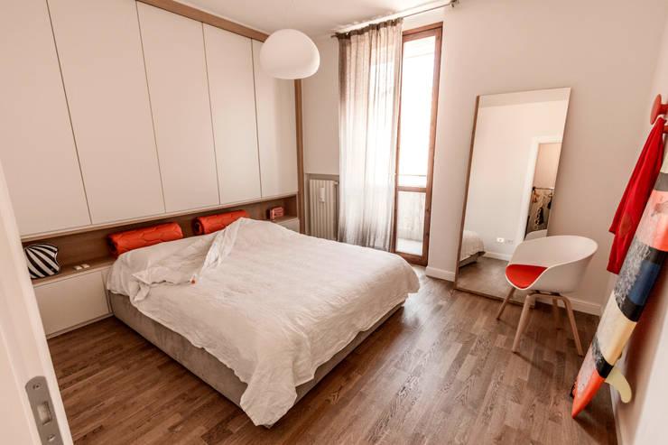 42 foto di camere da letto fantastiche arredate dai nostri - Camera da letto stile nordico ...