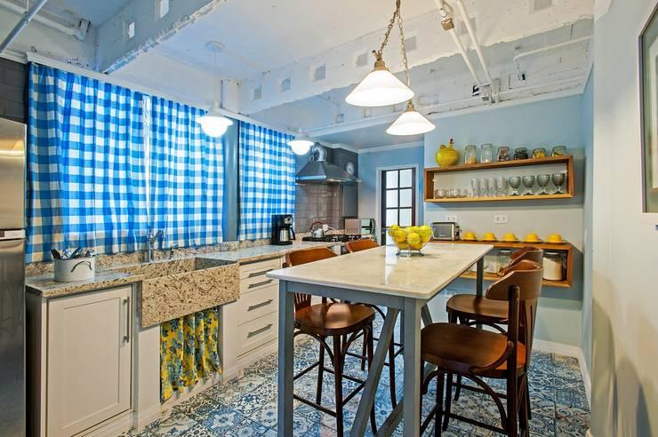 7 onweerstaanbare rustieke keukens - Keuken rustieke grijze ...