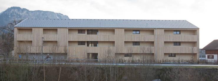 Passivhaus Wohnanlage Hintere Achmühle von Christoph Kalb ...