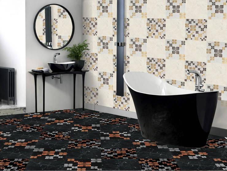 6 idee per trasformare il tuo vecchio bagno in un sogno - Ricoprire piastrelle bagno ...
