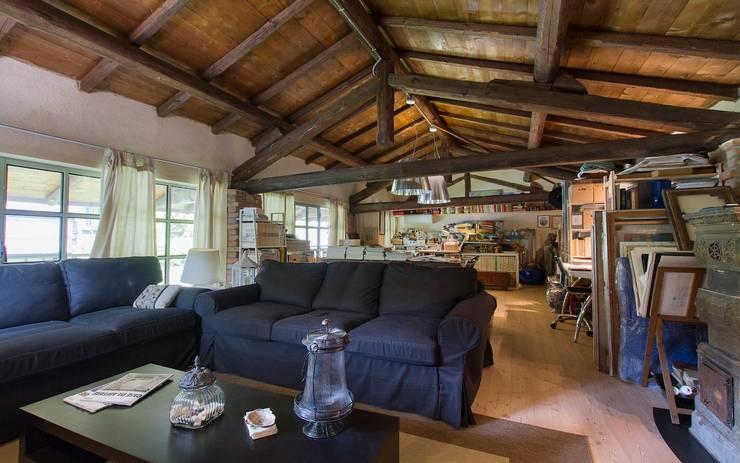 C mo tener techos r sticos y bellos de madera - Techos rusticos ...